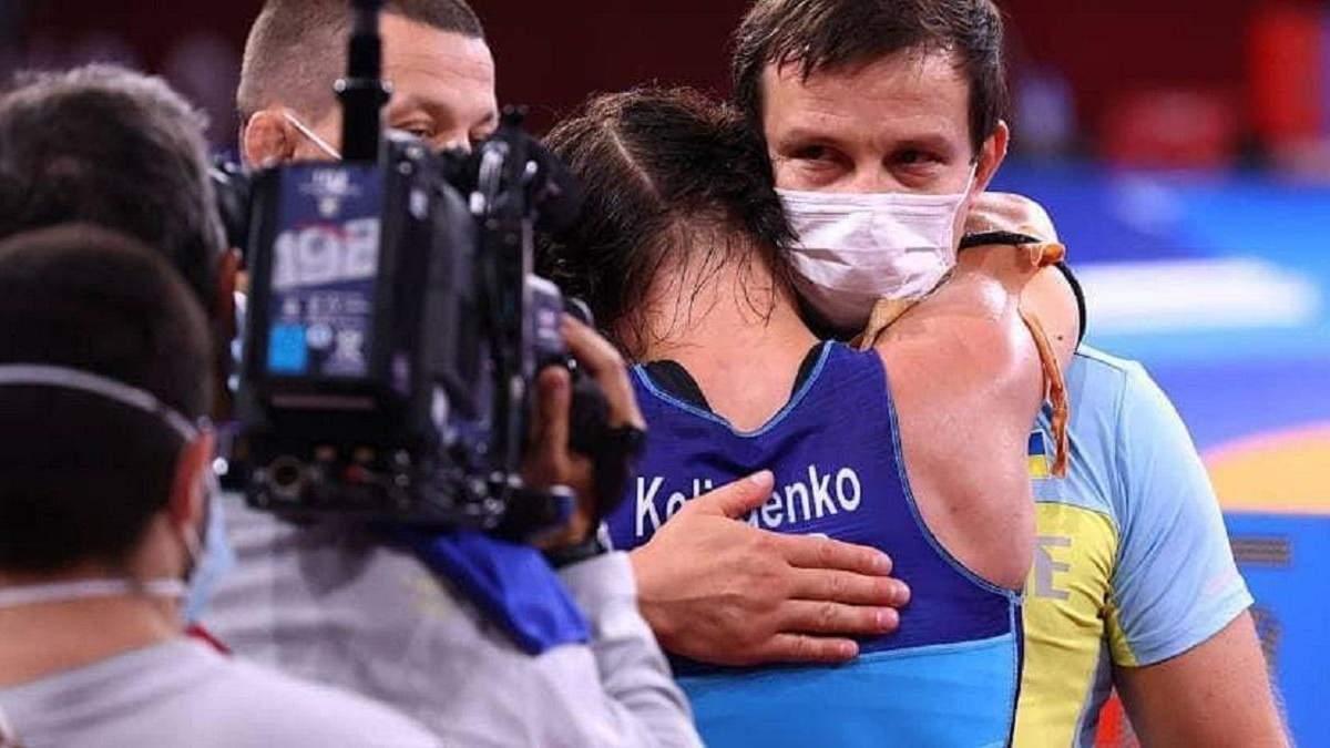 Коляденко получила квартиру за медаль Олимпиады-2020: борчиха подарила ее тренеру