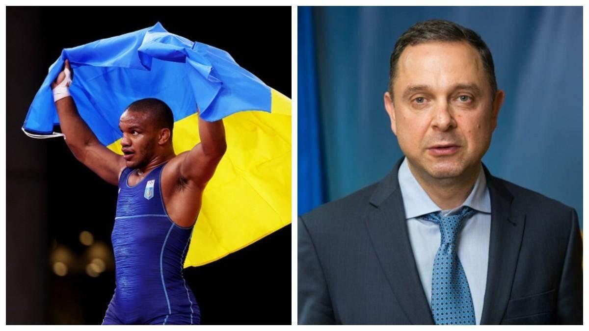 Потрібно захоплюватися не лише Беленюком,  а й іншими спортсменами, – міністр спорту - Новини спорту - Спорт 24