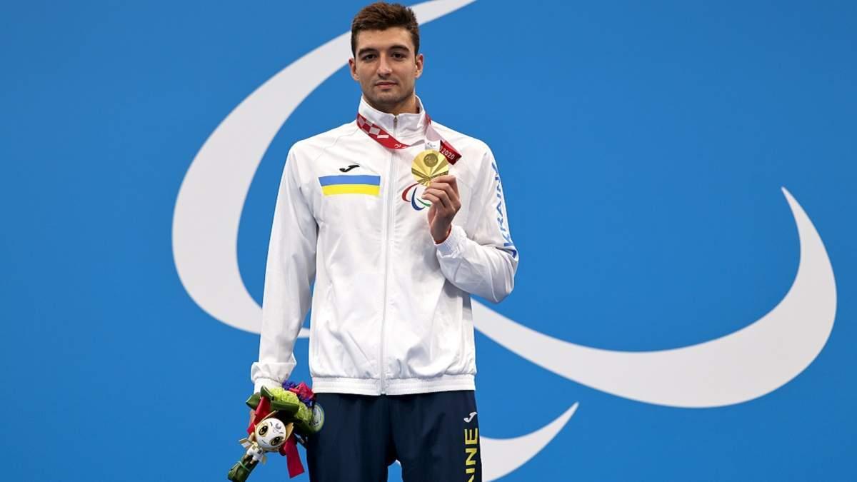 Максим Кріпак – рекорд Паралімпіади 2020 і 4 медалі: деталі