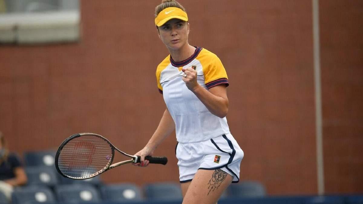 Світоліна прокоментувала вихід у третє коло US Open: попереду зустріч з росіянкою - Новини спорту - Спорт 24