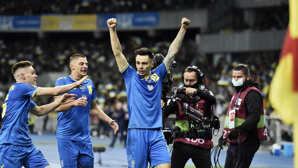 Украина сохраняет шансы на ЧМ-2022: что нужно команде Петракова в параллельных матчах