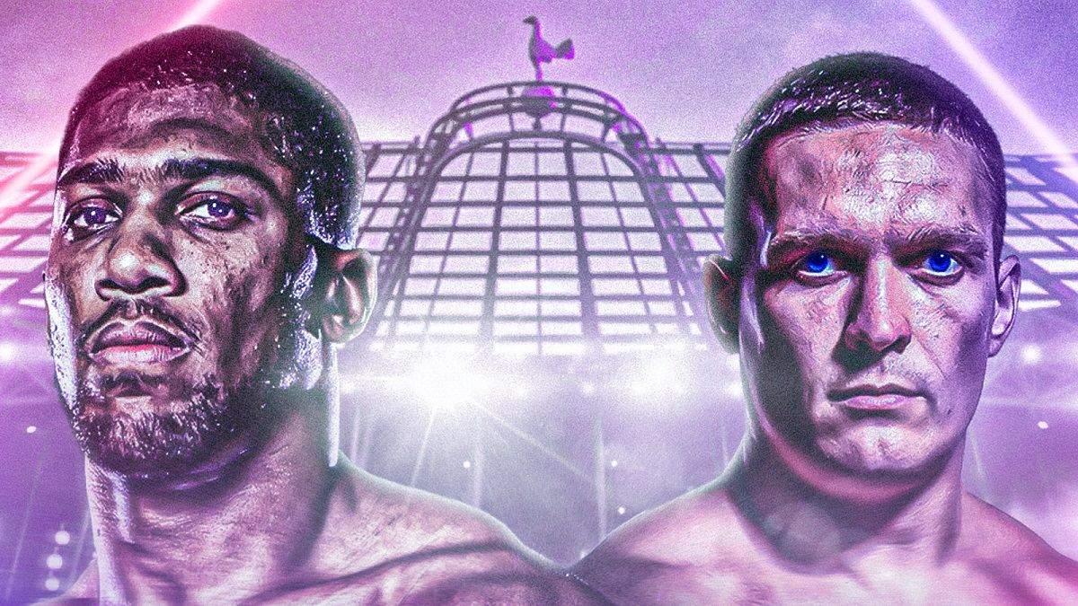 Усик – Джошуа: атмосферне промо бою українця від Sky Sports - новини боксу - Спорт 24