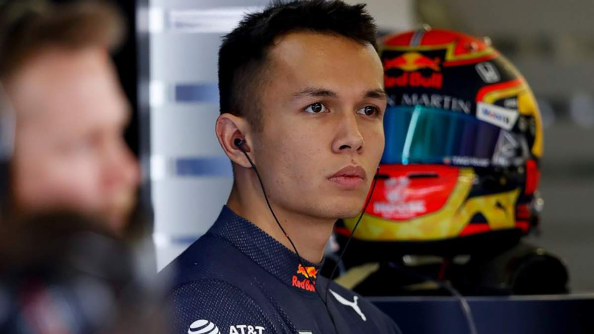 Бывший пилот Red Bull Албон возвращается в Формулу-1