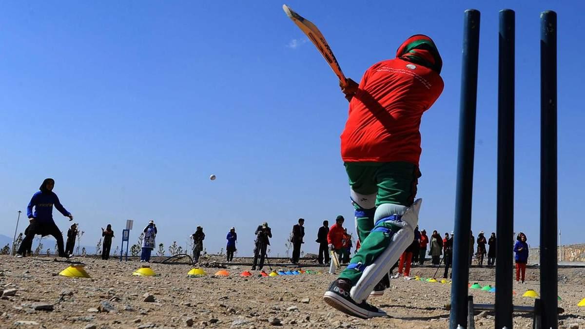 В Афганистане женщинам запретили заниматься спортом