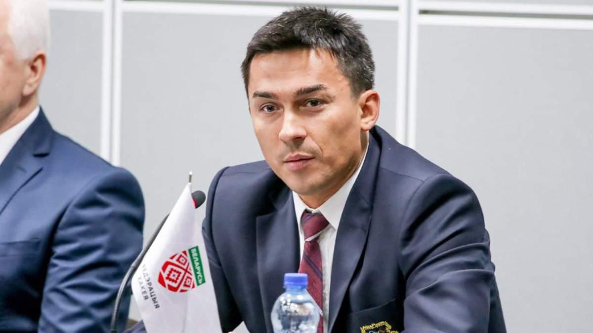 Главу Федерации хоккея Беларуси дисквалифицировали на 5 лет за политическое давление на игроков
