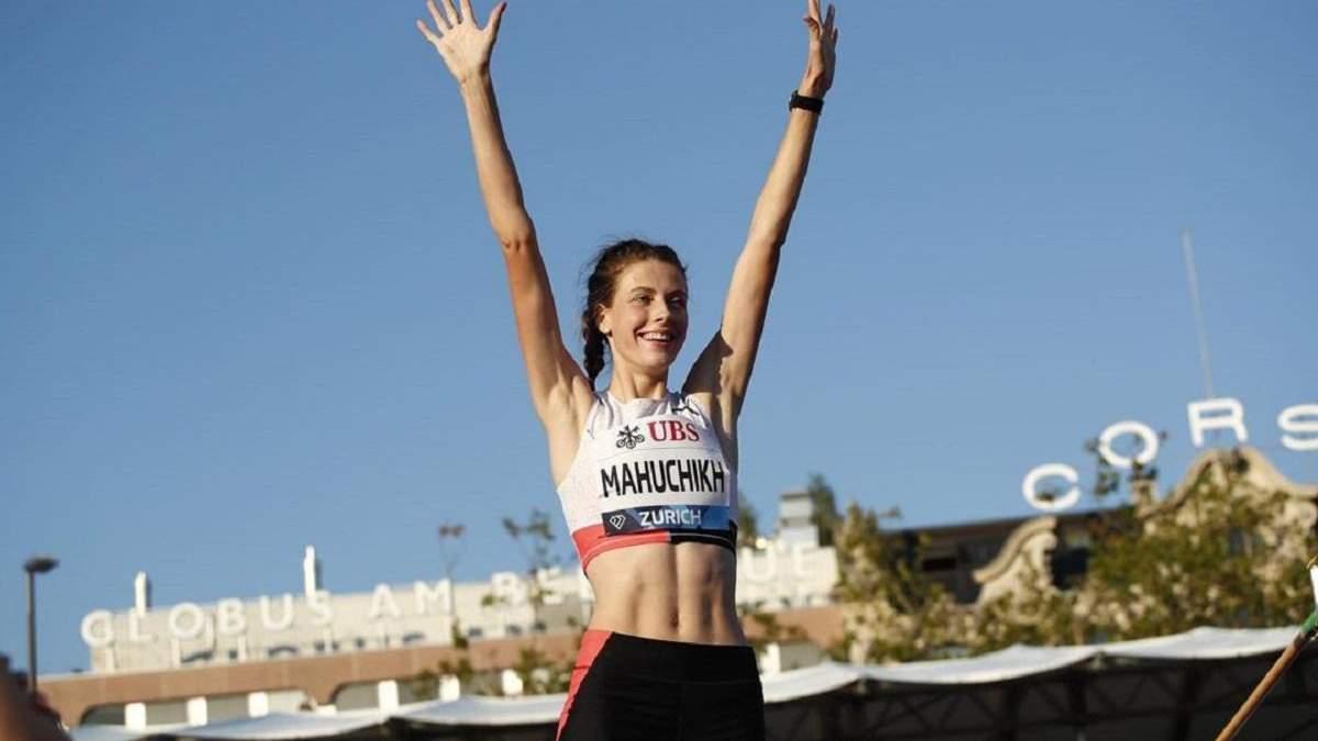 Лучший результат сезона: как Магучих стала второй в финале Бриллиантовой лиги – видео