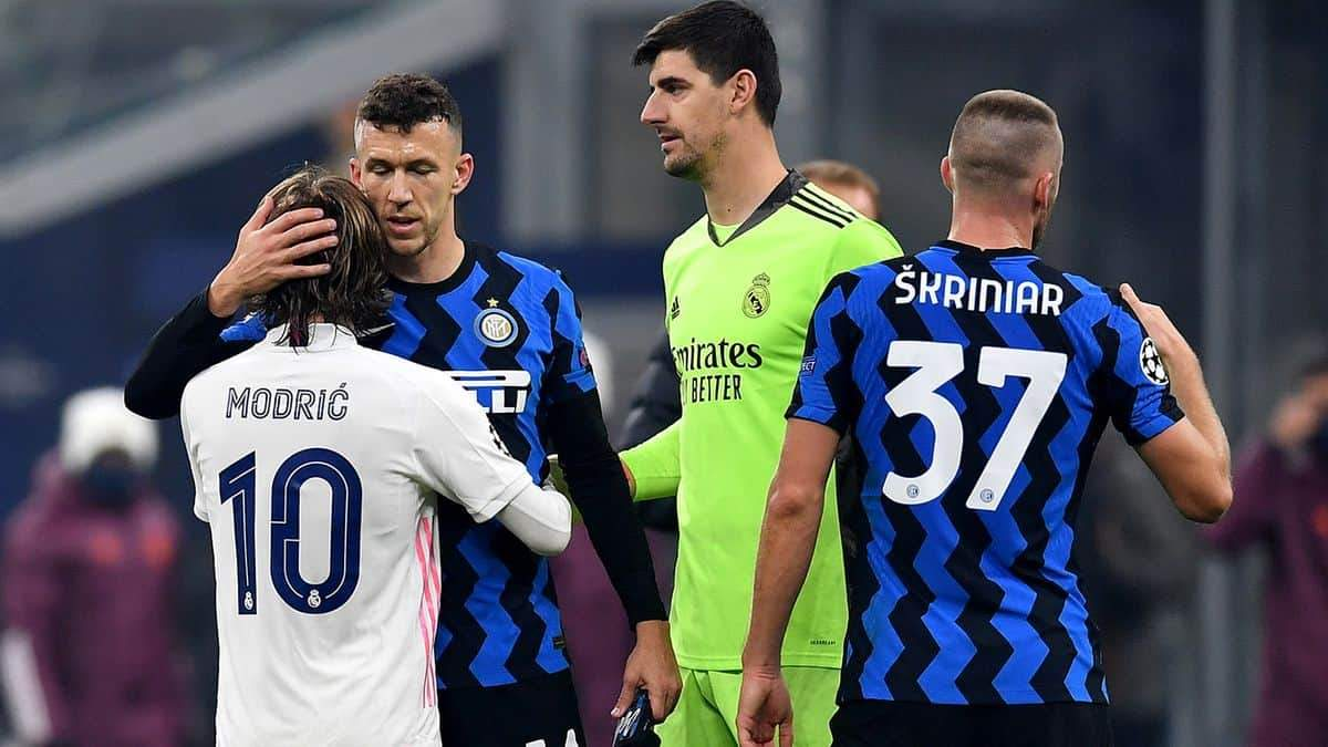 Інтер та Реал не визначили сильнішого у групі Шахтаря: відео - Спорт 24