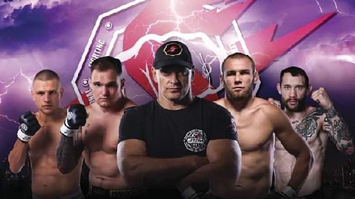 В Кременчуге состоится международный турнир ММА Fighting night Storm
