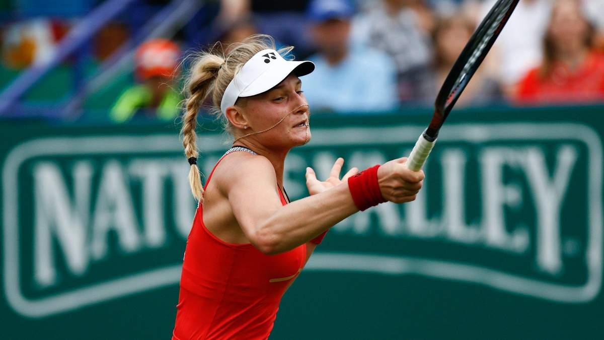 Ястремська не змогла дограти виснажливий матч на турнірі WTA й поступилася - Новини спорту - Спорт 24