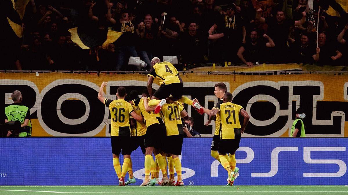 Манчестер Юнайтед сенсаційно програв Янг Бойз у компенсований час попри гол Роналду: відео - Спорт 24