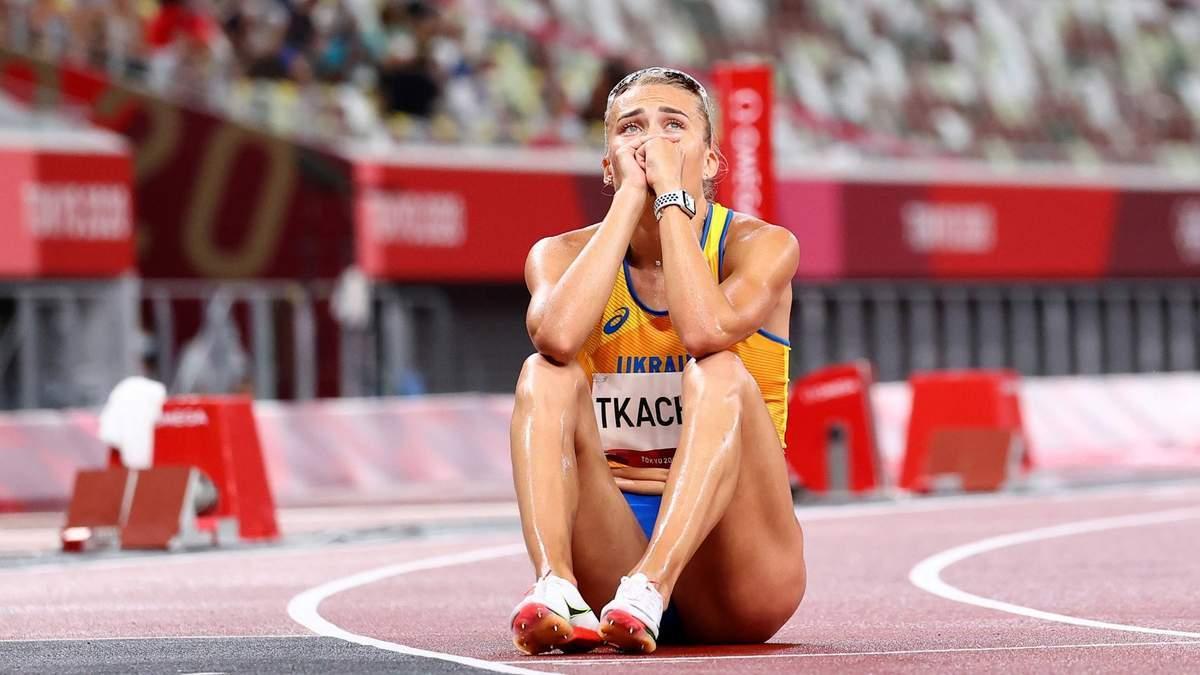 Украинка Ткачук стала третьей на последнем старте легкоатлетического сезона