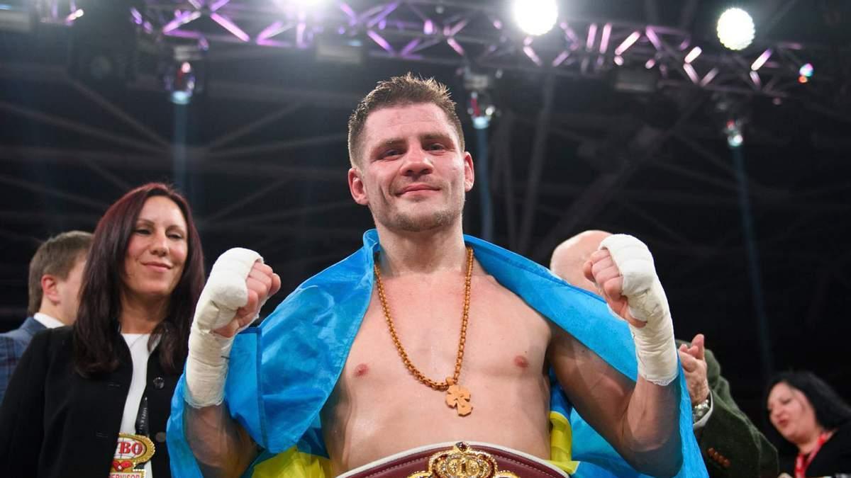 Беринчик вернется в бокс и может стать претендентом на чемпионский пояс