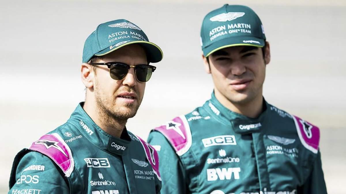 Команда Aston Martin оголосила склад на новий сезон з багаторазовим чемпіоном Формули-1 - Формула 1 новини - Спорт 24
