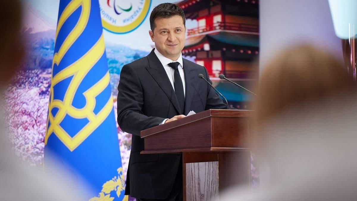 Ви супермени, – Зеленський емоційно звернувся до паралімпійців - Україна новини - Спорт 24