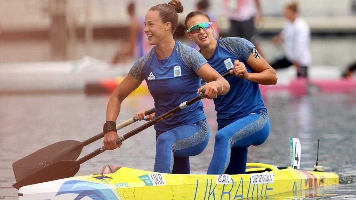 Лузан та Четверікова виграли золото чемпіонату світу з веслування