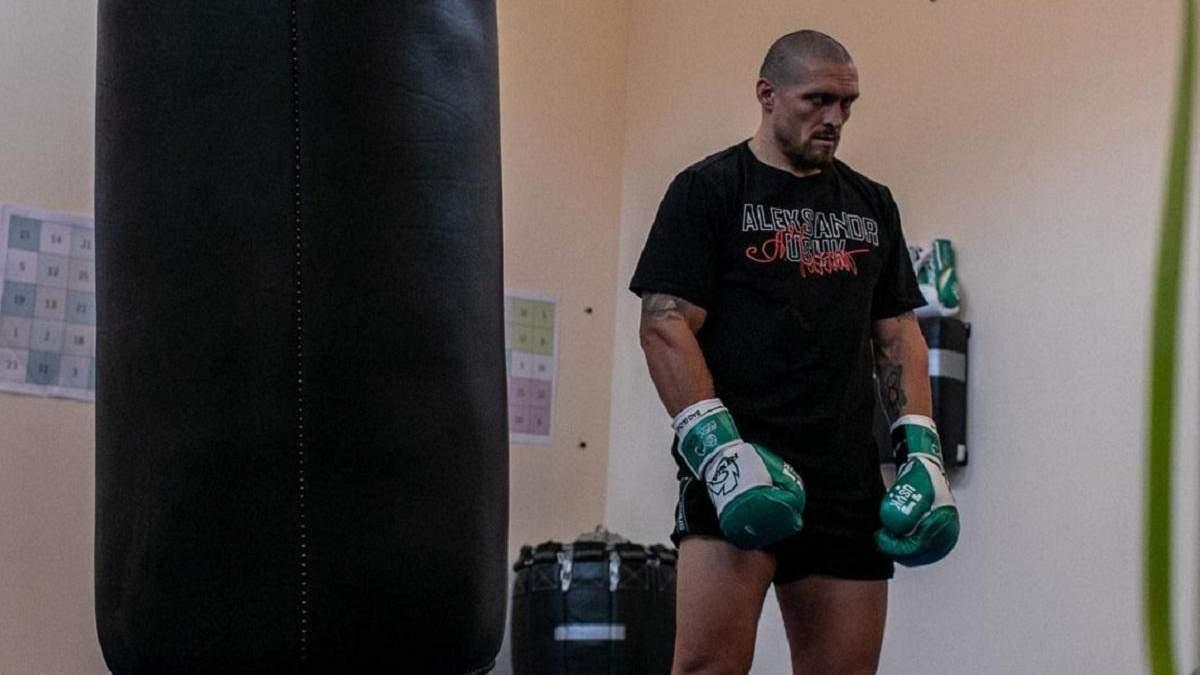 Нехай Джошуа робить все, що бажає, – Усик впевнений у собі перед топ-боєм у Лондоні - бокс останні новини - Спорт 24