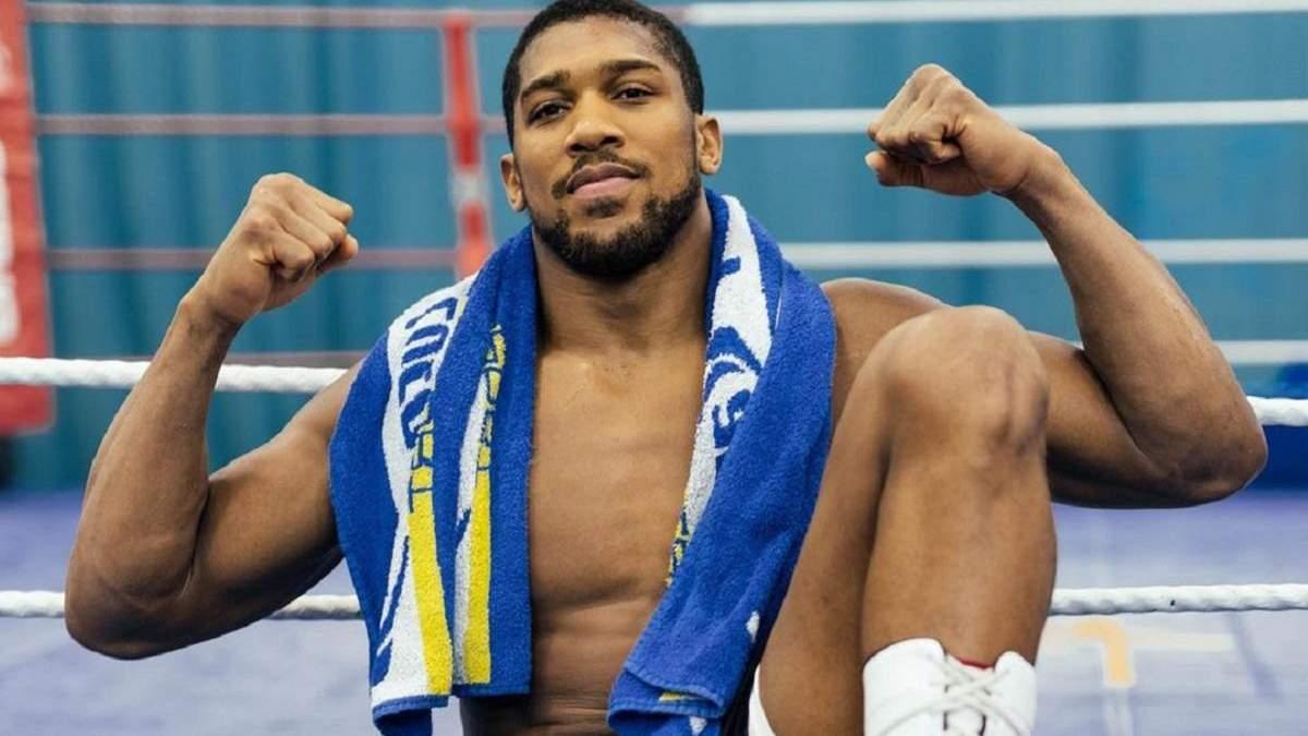 Джошуа натякнув на нокаут у бою з Усиком, який повторить долю Кличка: відео - новини боксу - Спорт 24