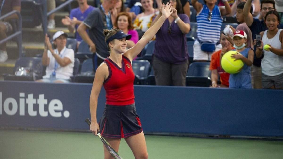 Наче американські гірки, – Світоліна прокоментувала вольову перемогу на турнірі у США - Новини спорту - Спорт 24