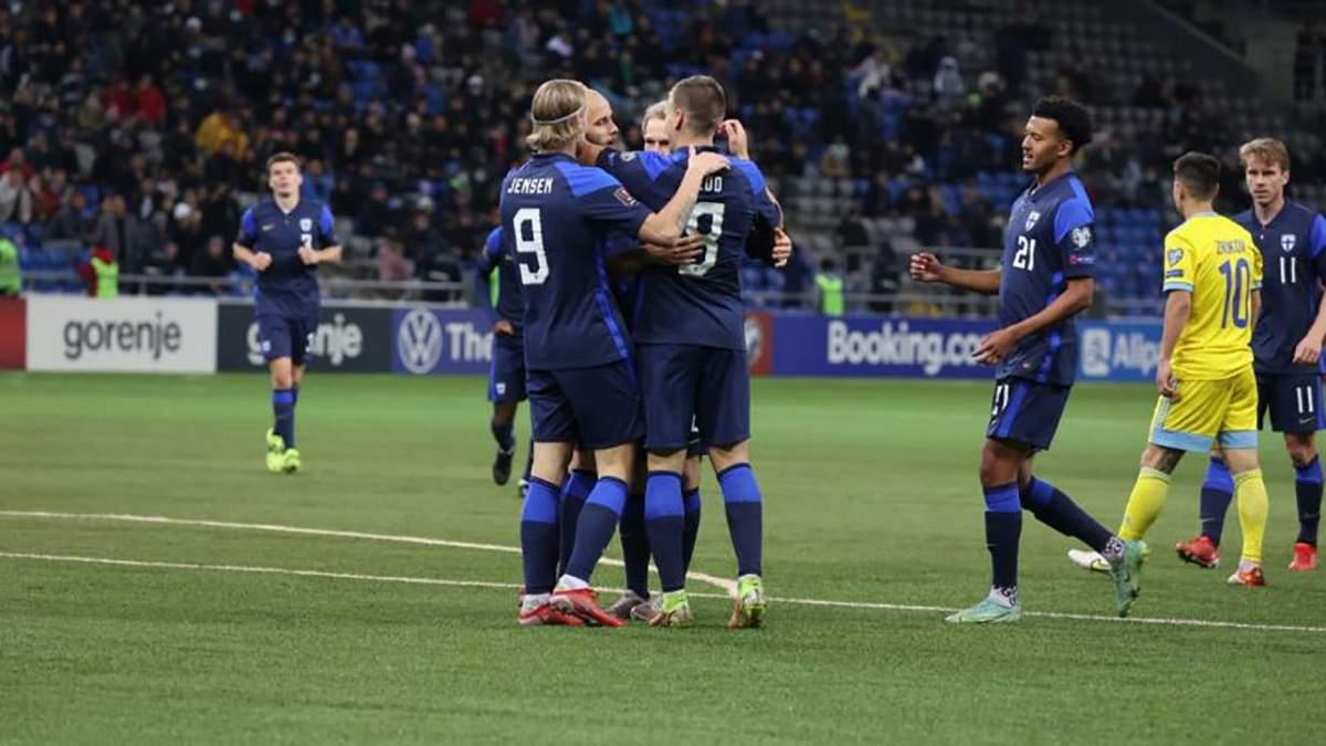 Відбір на ЧС-2022: результати матчів та відео голів 12 жовтня - Спорт 24