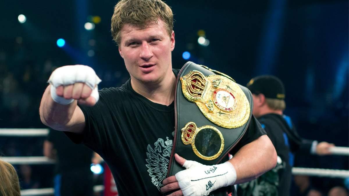 За Усика радів від чистого серця, – росіянин Повєткін про перемогу над Джошуа - бокс новини - Спорт 24