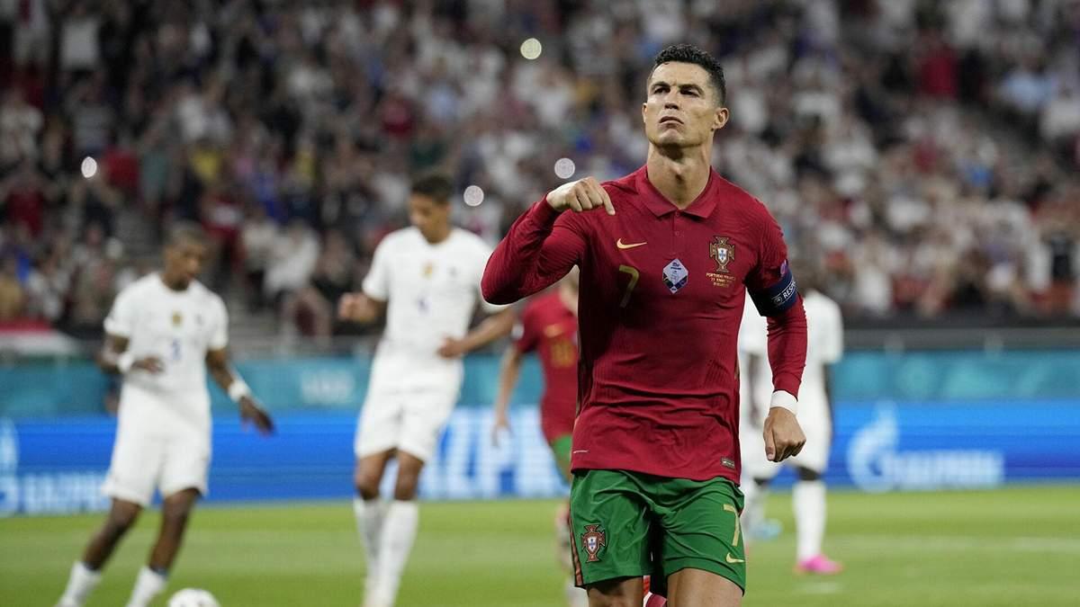 Вже 115 голів: Роналду оформив хет-трик за Португалію і поновив світовий рекорд – відео - Спорт 24
