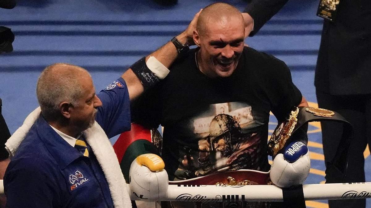 IBF оновила рейтинг: Усик – чемпіон, Ф'юрі навіть не в топ-15 - новини боксу - Спорт 24
