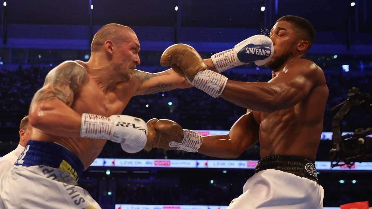 Промоутер Ф'юрі прогнозує нокаут для Джошуа у реванші з Усиком - останні новини боксу - Спорт 24