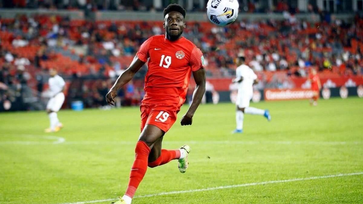 Пробіг усе поле та забив: гравець Баварії забив дивовижний гол за збірну Канади – відео - Спорт 24