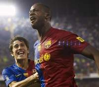 Колишній футболіст Барселони Яя Туре тренуватиме донецький Олімпік