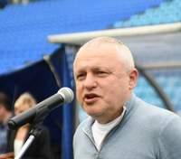 Суркиса оштрафовали на 50 тысяч гривен за высказывания во время интервью