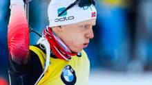 Біатлон: Йоганнес Бьо виграв перший спринт сезону, провал українців