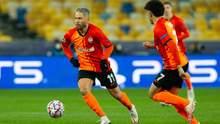 """Шахтар вдруге сенсаційно переміг Реал на НСК """"Олімпійський"""": відео"""