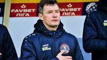 Тренер Львова заявил, что получил карточку за то, что попросил судью говорить на украинском