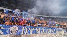 Медведчук – на вихід, Суркісу приготуватися: ультрас вивісили політичний банер на матчі Динамо