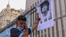 Такого Марадону вы не видели: коллекция редких фото легенды футбола