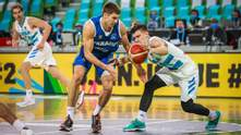 Збірна України з баскетболу програла Словенії у відборі на Чемпіонат Європи