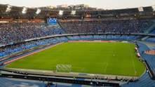 Стадион Наполи переименовали в честь Марадоны