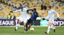 Брюгге – Динамо: онлайн-трансляция матча Лиги Европы