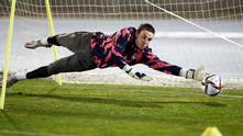 Голкипер сборной Украины Лунин хочет покинуть Реал