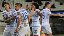 УЕФА утвердил даты и время начала матчей Динамо и Шахтера в Лиге Европы