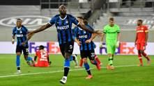 Лукаку забил гол уже на первой минуте в ворота Дженоа: видео