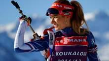 Нове життя чемпіонки: титулована біатлоністка з Чехії розлучилась з чоловіком та чекає дитину