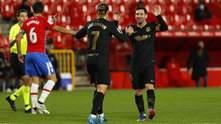 Барселона – Севилья: где смотреть онлайн матч 1/2 финала Кубка Испании