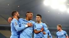 Манчестер Сіті без Зінченка розгромив Вулверхемптон, здобувши 21 перемогу поспіль: відео