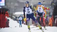 Кубок світу з біатлону: склад збірної України на жіночу естафету у Нове-Мєсто