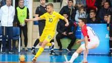 Украина уступила Хорватии в драматическом матче в отборе на Евро-2022 по футзалу: видео