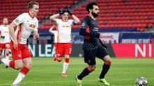 УЕФА снова перенес матч Ливерпуля в Лиге чемпионов