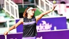 Украинка Завацкая вылетела из турнира WTA в Дубае