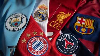 ФІФА пригрозила футболістам та клубам за участь у створені Суперліги