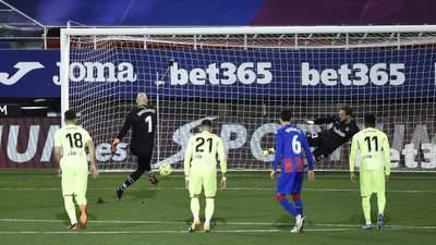 Голкіпер Ейбара відзначився у воротах Атлетіко, увійшовши в історію Ла Ліги: відео